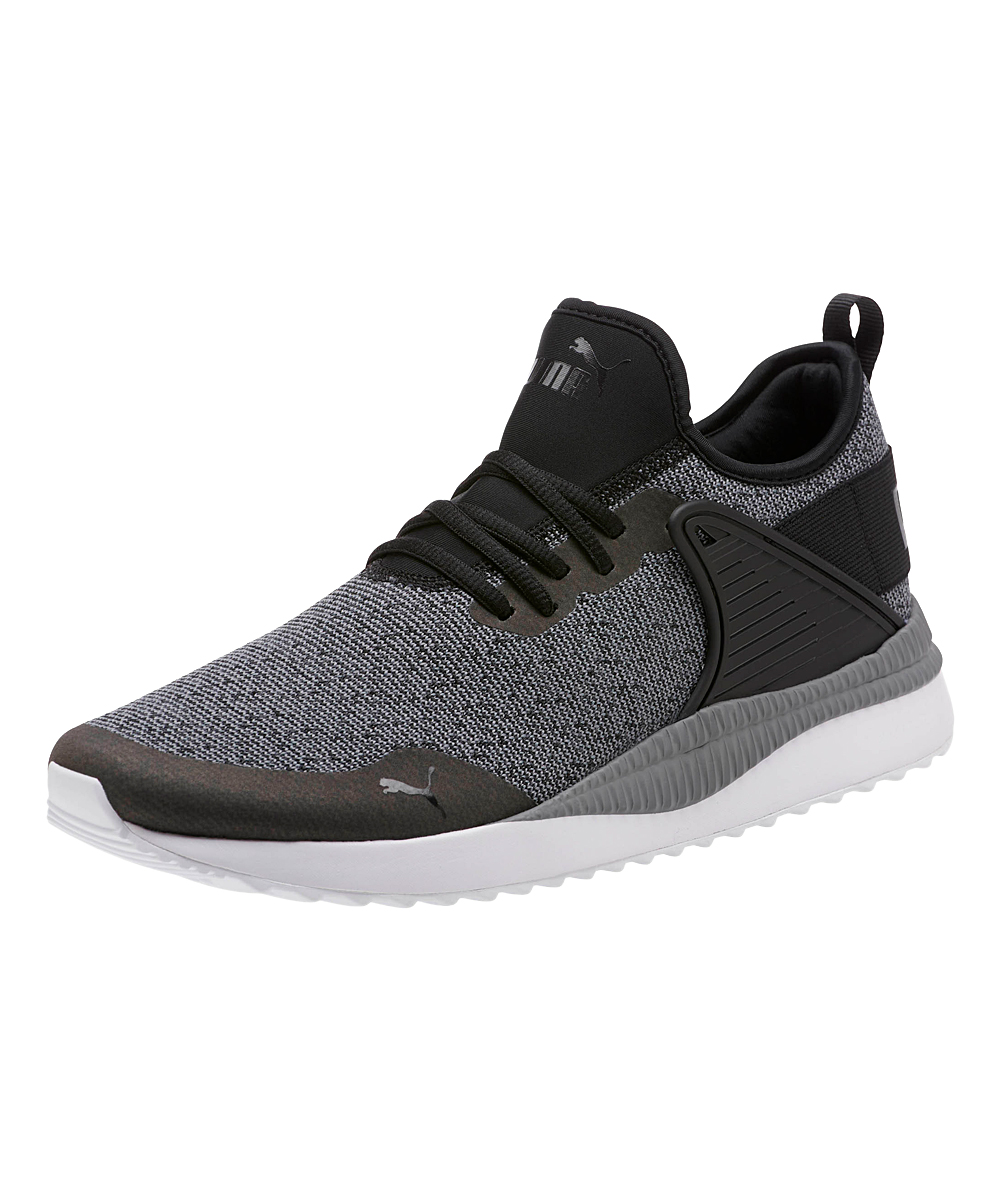 52a4e2ac9a241f love this product Quiet Shade   Black Pacer Next Cage Knit Premium Sneaker  - Men
