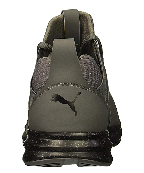 69ce9f5713bb ... Boys QUIET SHADE-Puma Black Quiet Shade   Black Enzo Speckle Jr.  Sneaker ...