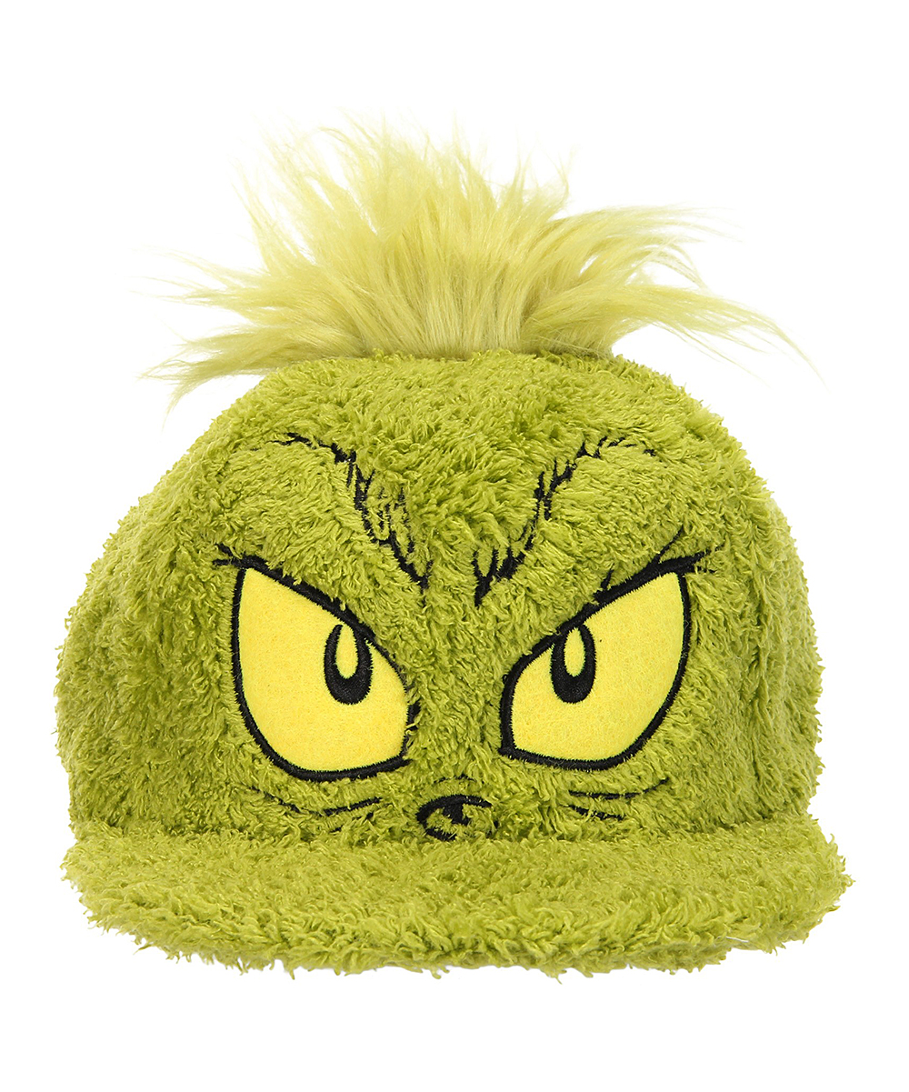 85710c749ca elope How the Grinch Stole Christmas! The Grinch Fuzzy Cap