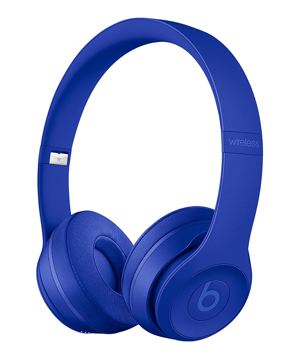 Break Blue Solo3 Wireless On-Ear Headphones