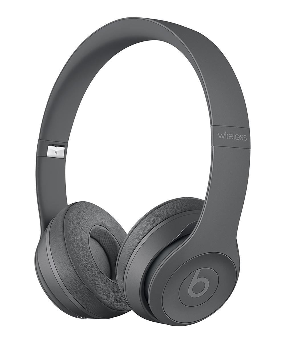 Asphalt Gray Solo3 Wireless On-Ear Headphones