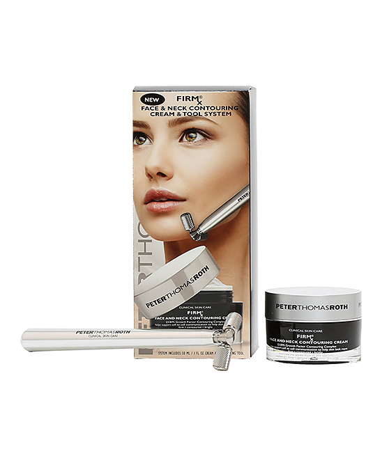 Firm x Face & Neck Contour Cream & Tool System