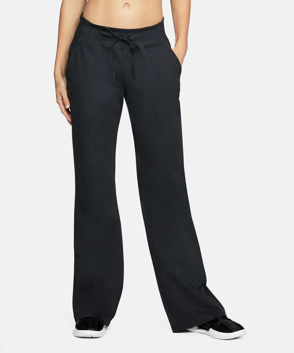 5448a6be Under Armour® Black All Around Wide Leg Pant - Women