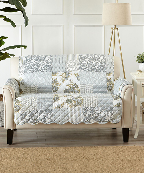 Home Fashion Designs Gray Patchwork Scalloped Furniture Protector on eddie bauer home furniture, hautelook home furniture, macy's home furniture, target home furniture, adobe home furniture, lands' end home furniture, kmart home furniture, lego home furniture, nautica home furniture, jcpenney home furniture, gilt home furniture, walmart home furniture, nike home furniture, sears home furniture, orvis home furniture, lowe's home furniture,