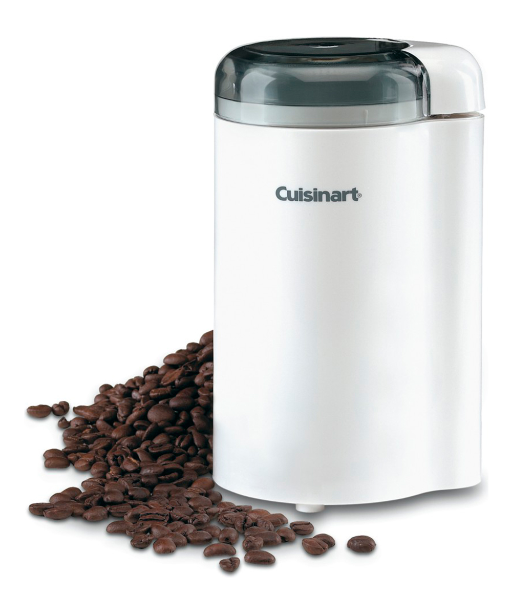 Coffee Grinder Coffee Grinder. Make up to 12 cups of coffee from fresh-ground beans with the help of this handy grinder that makes up to 2.5 ounces per grind. 4.38'' W x 6.88'' H x 3.63'' DGrind up to 2.5 oz. of beans at a timeImported