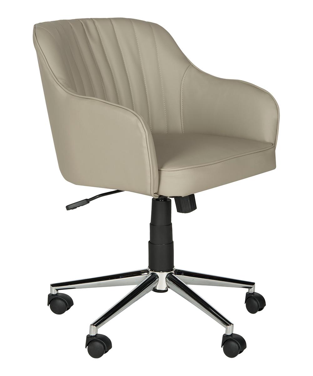 Beige Hilda Office Chair