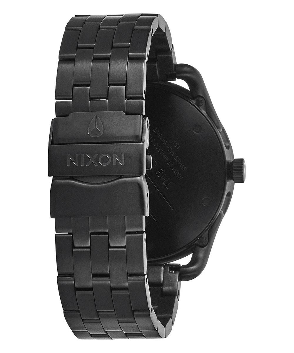 6464b0491fa ... Mens All Black Black C45 Bracelet Watch - Alternate Image 3 ...