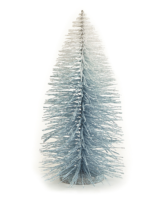 Napa Home & Garden  Collectibles and Figurines ICE - Ice Blue 15'' Sisal Decorative Tree