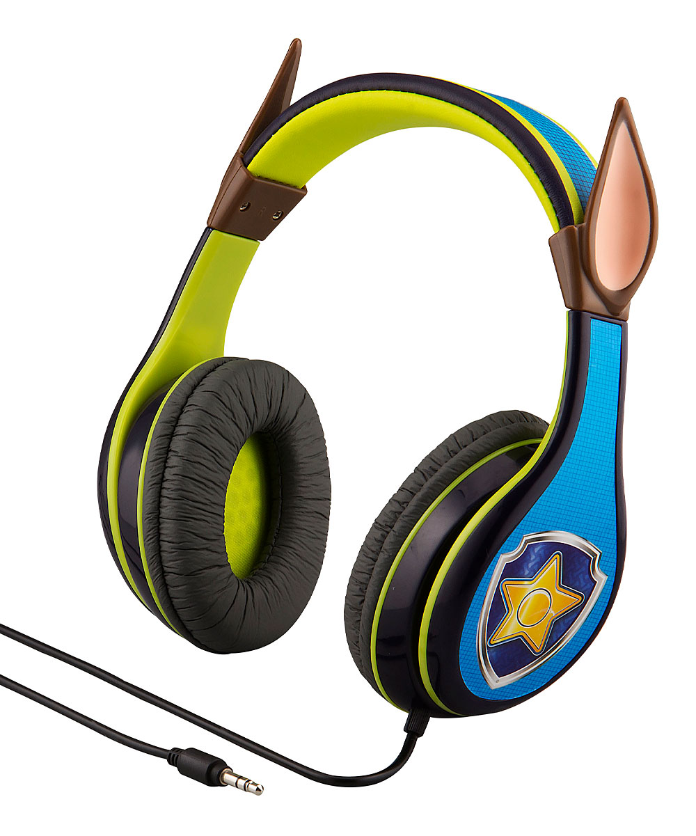 KIDdesigns  Toy Pretend Electronics  - PAW Patrol Chase Headphones