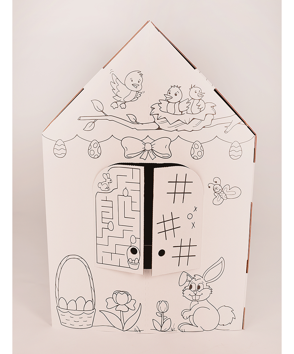 Easy Playhouse Spring Cottage Coloring Playhouse | zulily