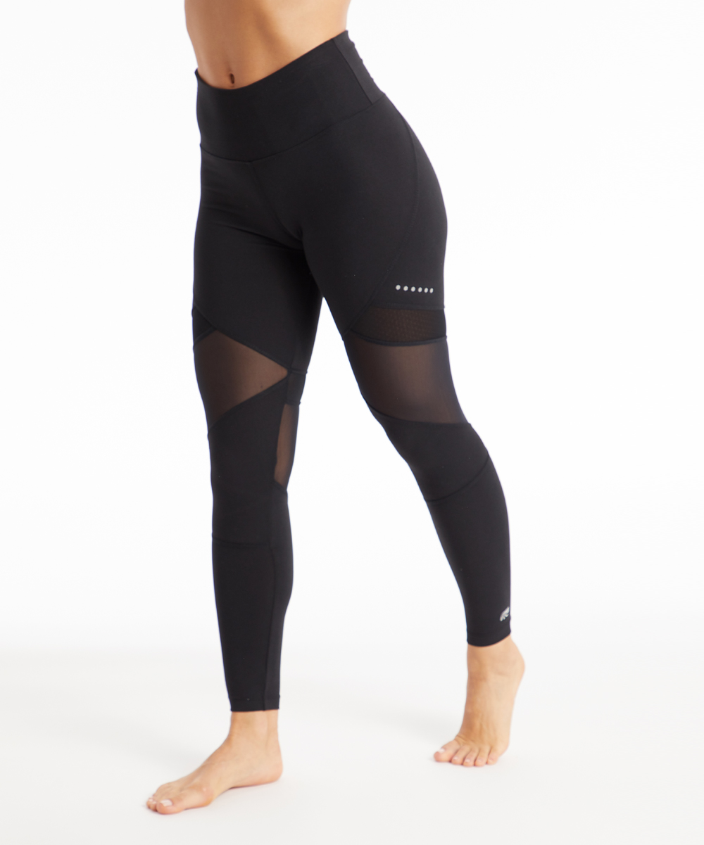 9d87333c0f2 Marika Black Jordan High-Waist Leggings - Women | Zulily