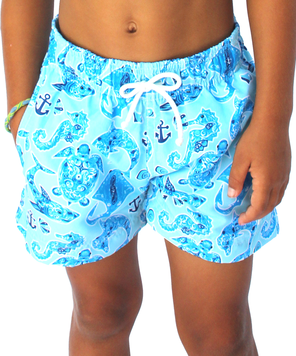 Azul SEA Life Swim Shorts