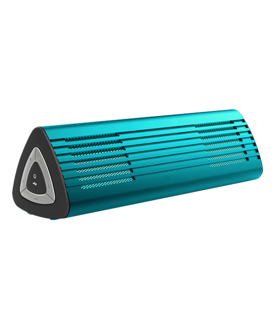 Boytone    - Blue Portable Wireless Bluetooth Speaker
