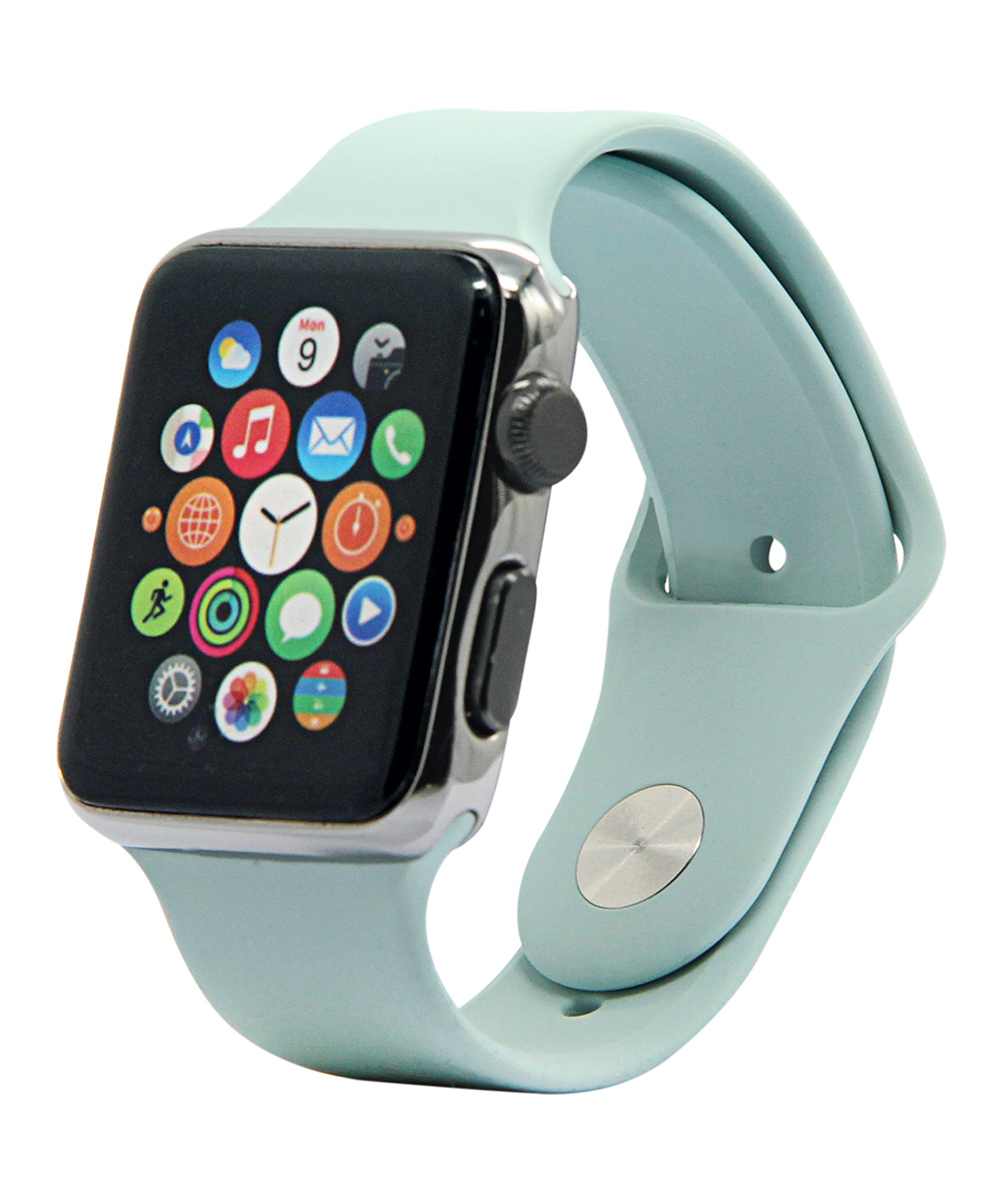Prime Bands  Replacement Bands Mint - Mint Apple Watch Silicone Sport Band
