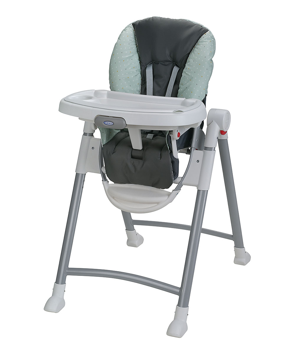 all gone. Gray   Light Green Bennett High Chair bcbcaa2d35