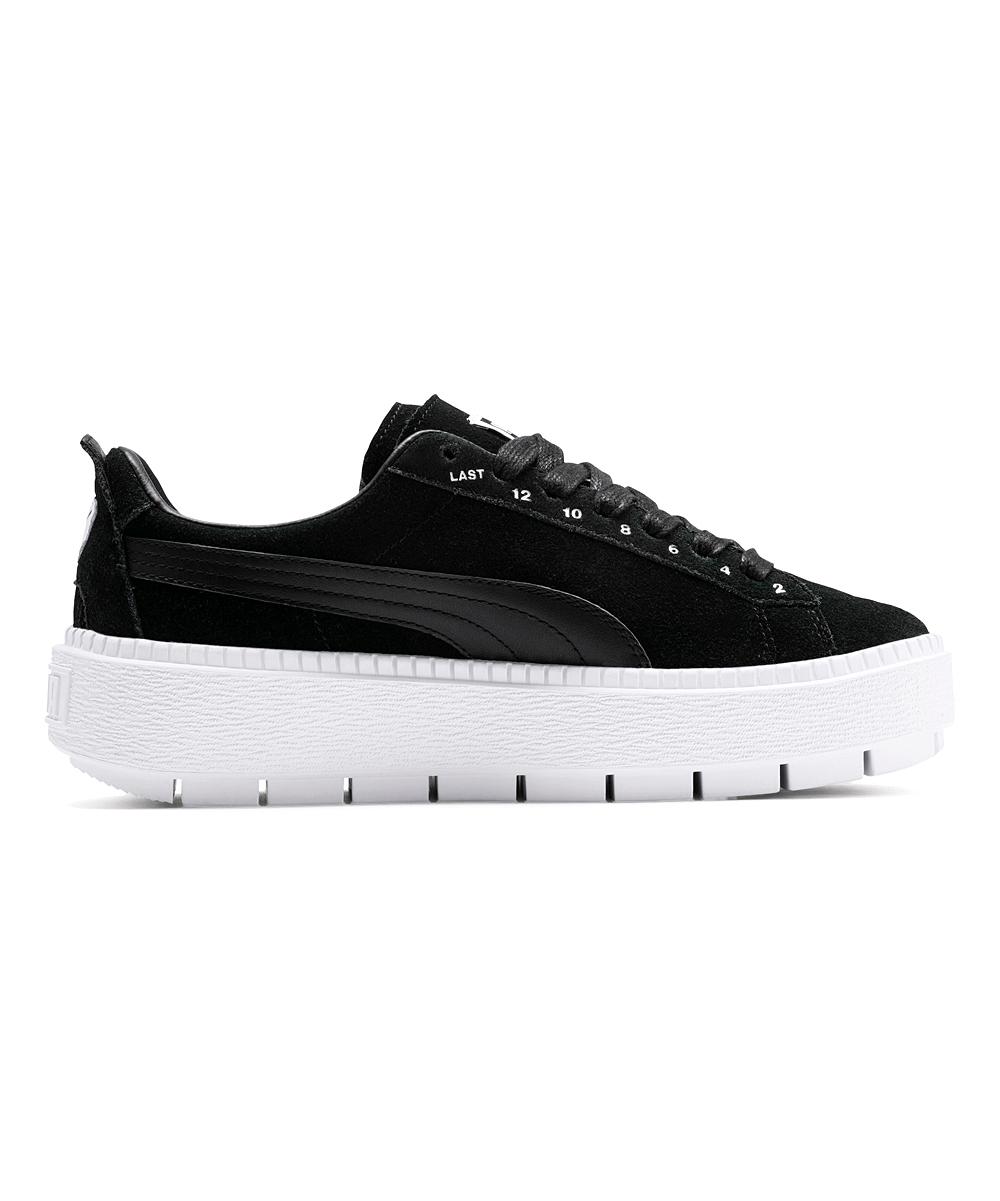 ... Womens Puma Black Puma Black Trace Adder Error Platform Sneaker -  Alternate Image 2 ... 14148326e
