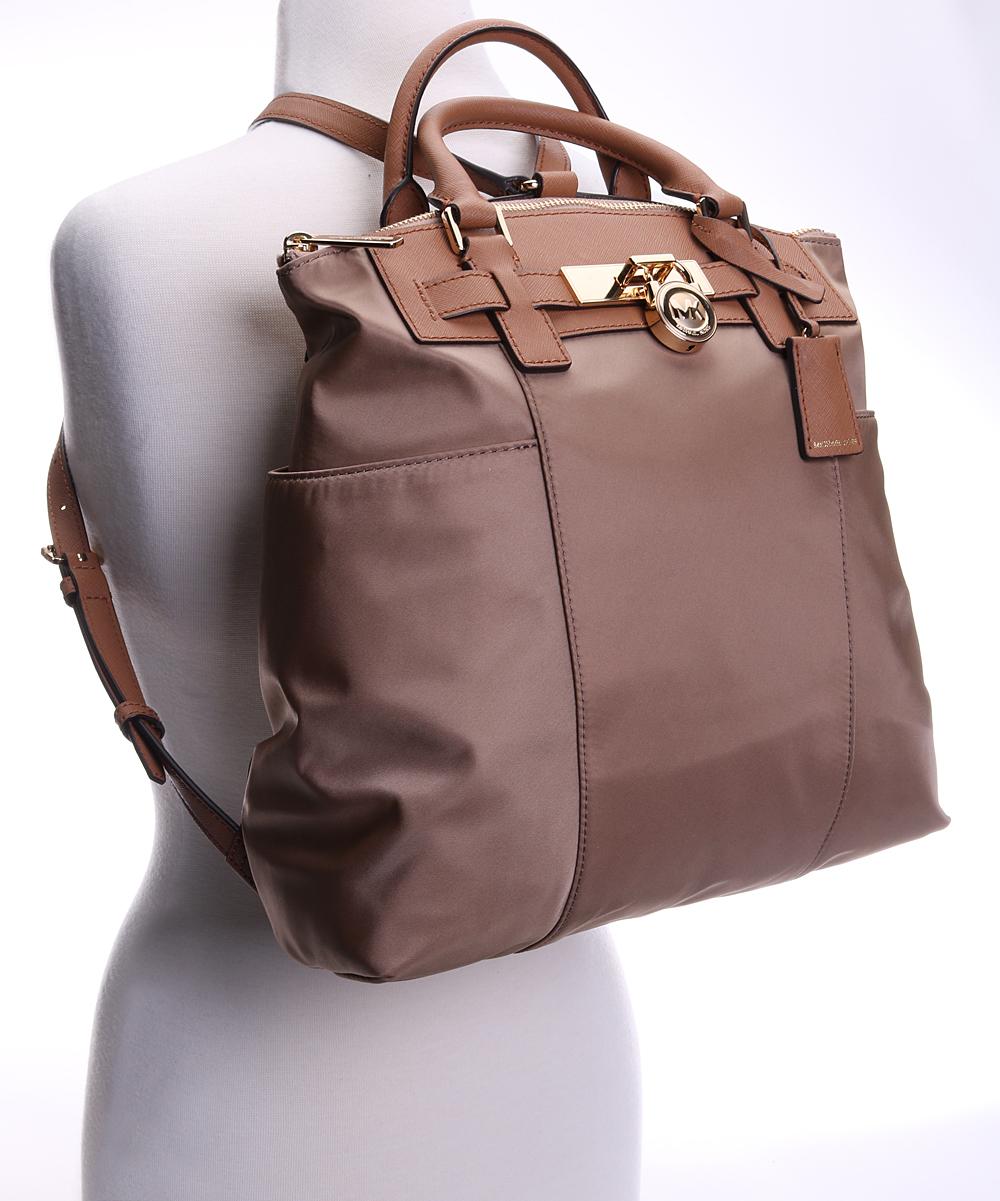 a8dc63f999f8 ... Womens DKKHK  ACORN Dark Khaki   Acorn Large Hamilton Convertible  Backpack - Alternate Image 4