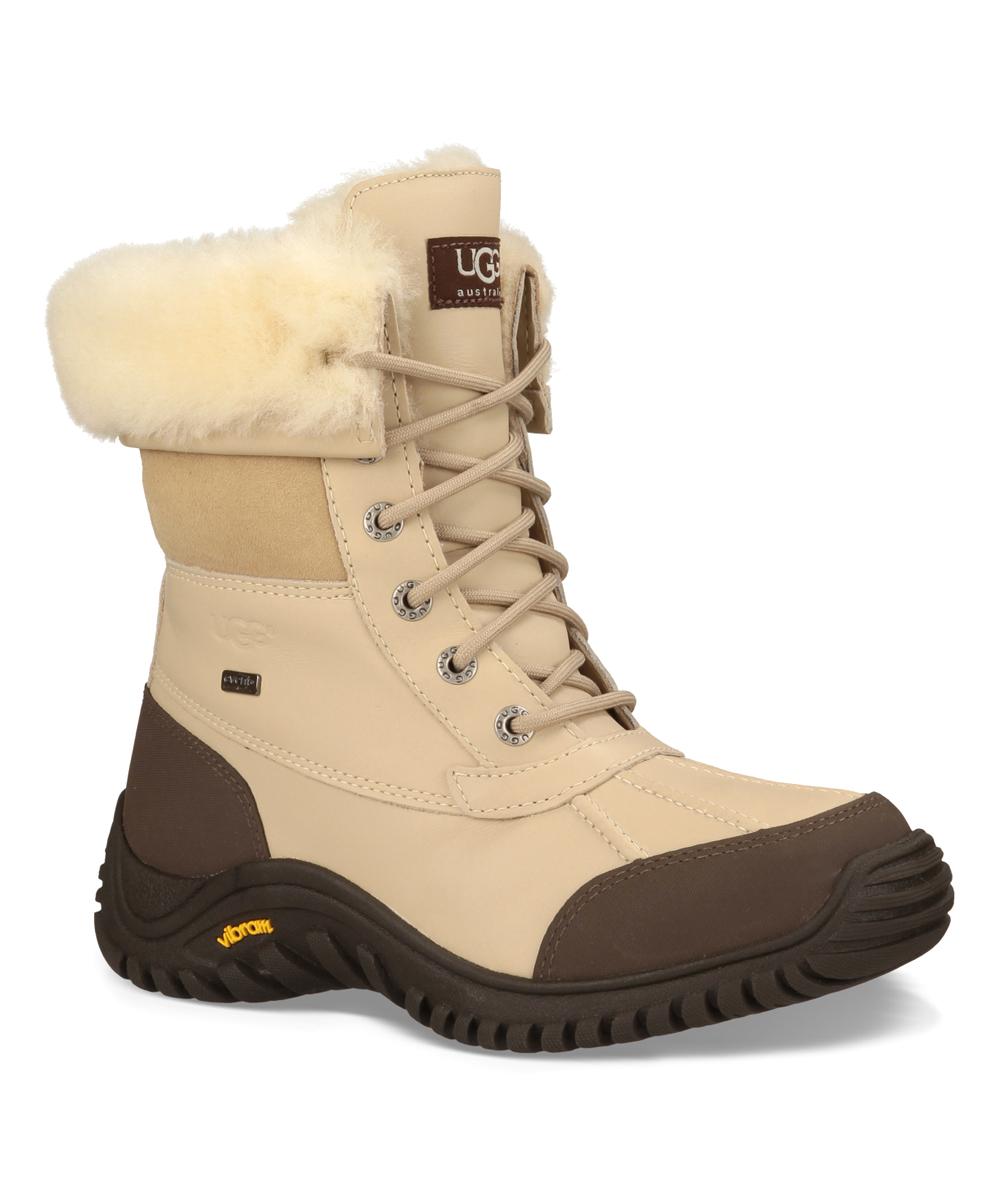 4afdf39db1e UGG® Sand Adirondack II Leather Boot - Women