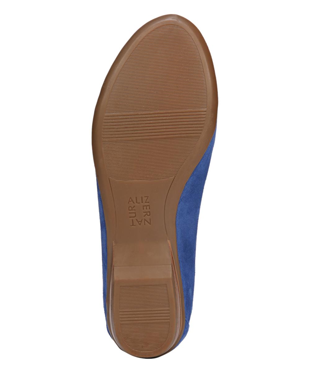 2144833c218 Naturalizer Blue Saban Suede Loafer - Women
