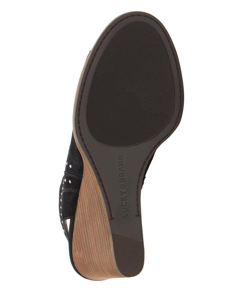 cad34e9de3d ... Womens BLACK   001 Black Ulyssas Leather Sandal - Alternate Image 5