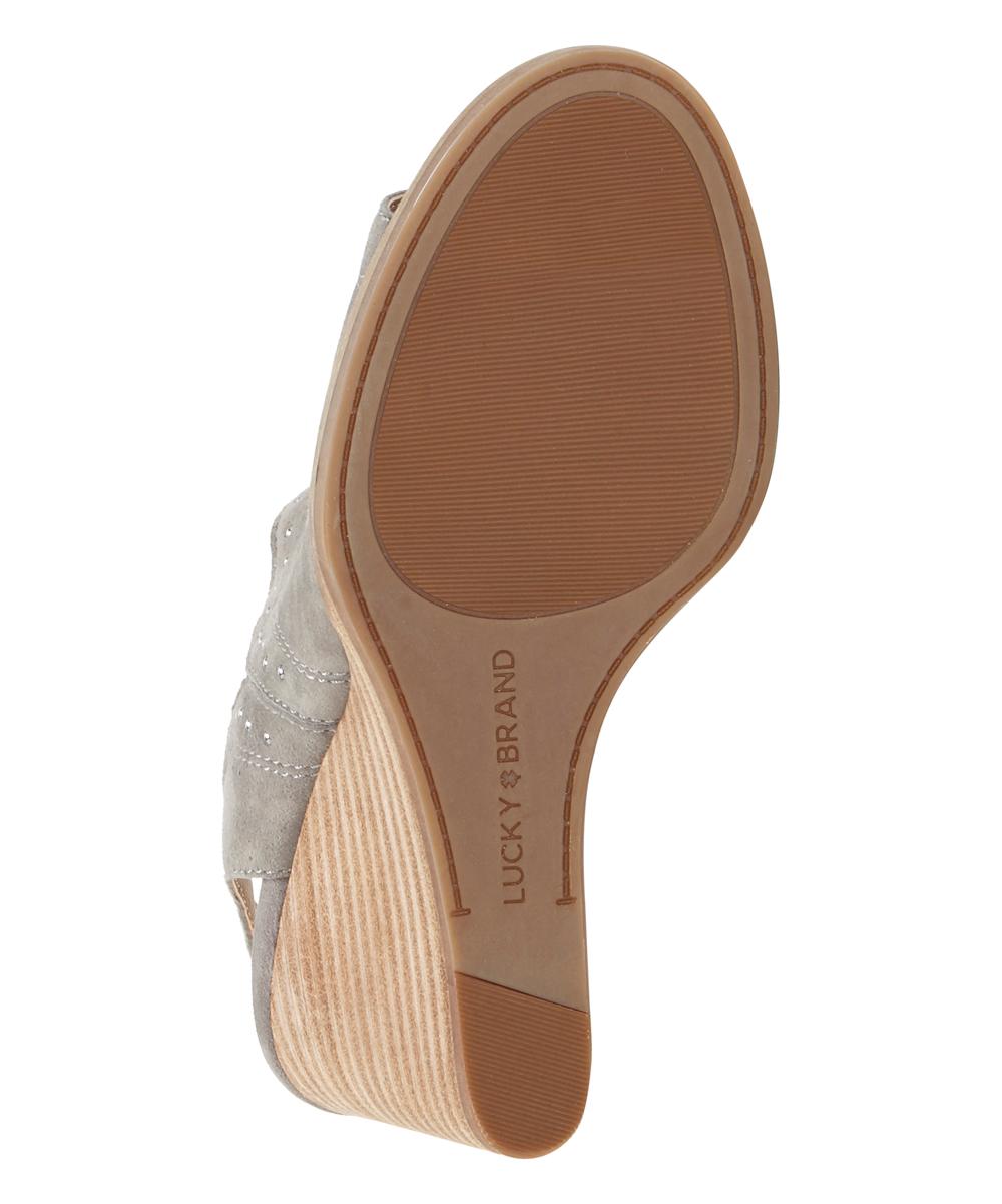 23447cbf079 ... Womens TITANIUM   060 Titanium Ulyssas Leather Sandal - Alternate Image  5