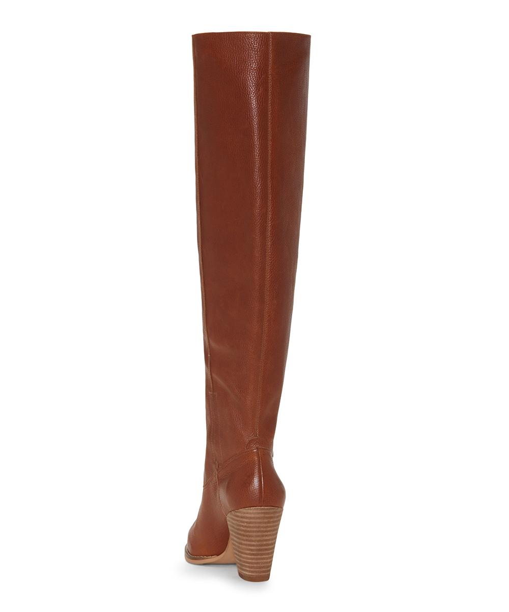 29e7d4c38b9 Lucky Brand Whiskey Azoola Leather Boot - Women