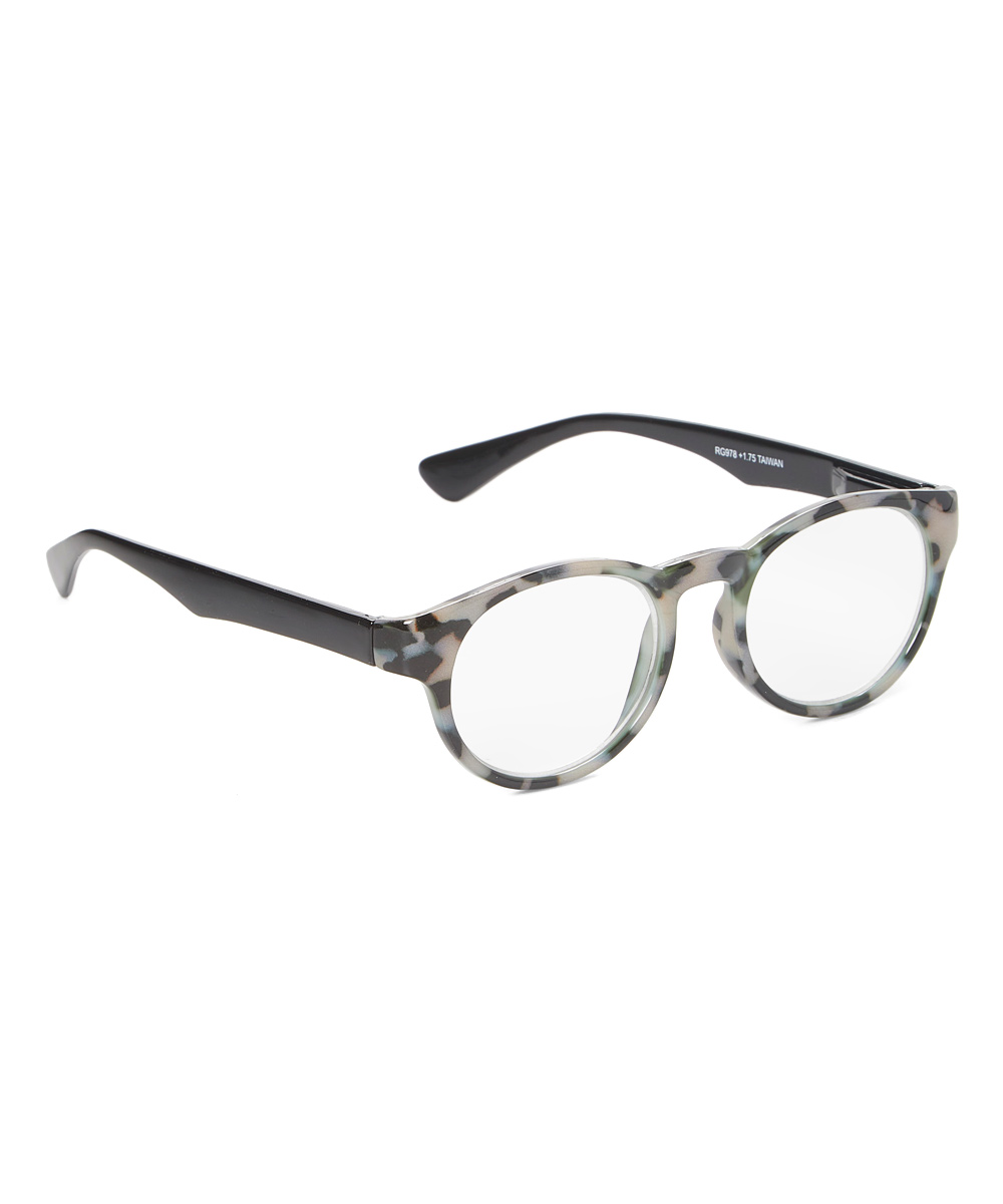 Art Wear Women's Reading Glasses Ocelot - Ocelot Enigmatic Readers
