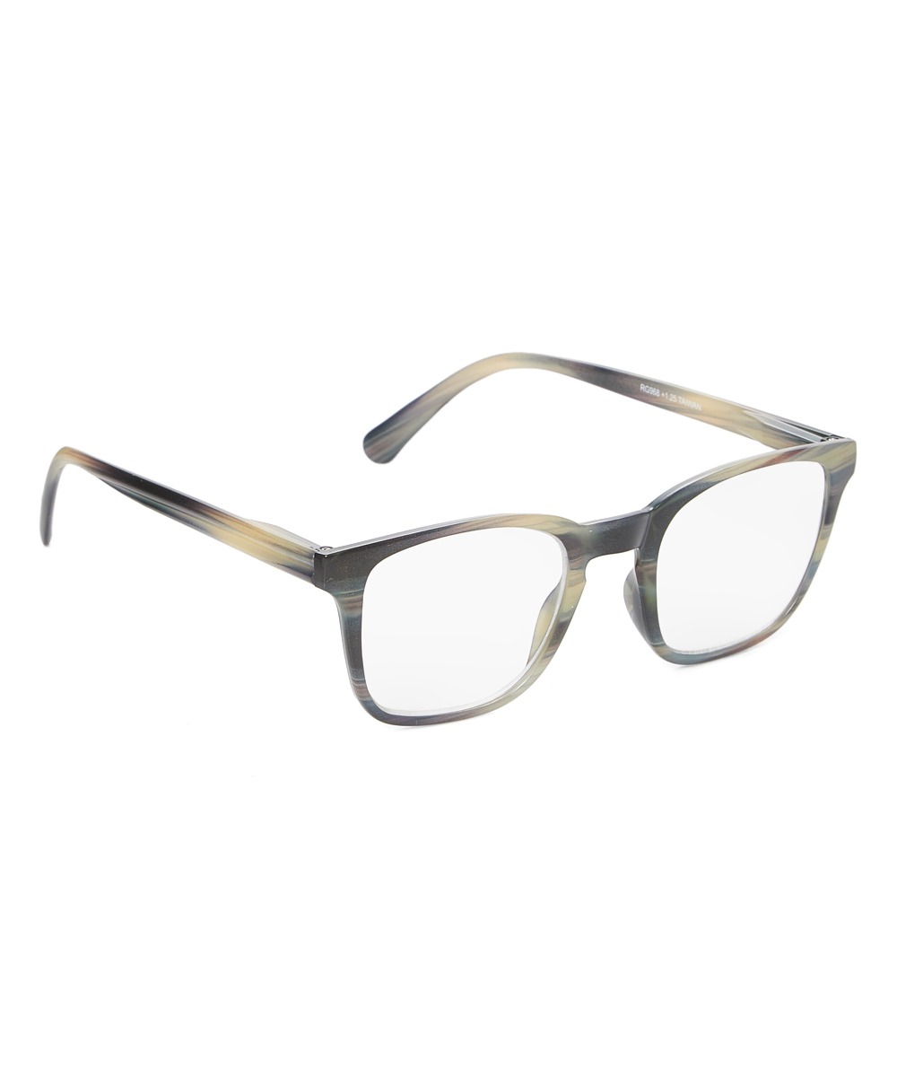 Art Wear Women's Reading Glasses Grey - Gray Tortoise Rendezvous Readers