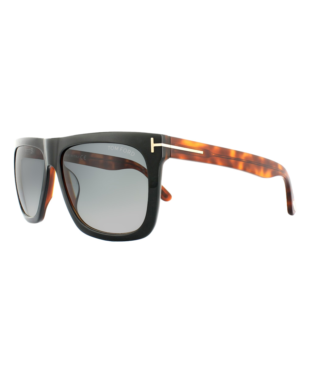 Black & Brown Havana Morgan Square Sunglasses - Men Black & Brown Havana Morgan Square Sunglasses - Men. Great for the on-the-go man, these modern square shades will be his new go-to for sunny day style. An Italian-made construction and 100% UV blocking lenses add a mix of high-fashion and high-protection. Includes sunglasses, cleaning cloth and caseLens width: 57 mmBridge distance: 16 mmArm length: 140 mmAcetate100% UV protectionImported