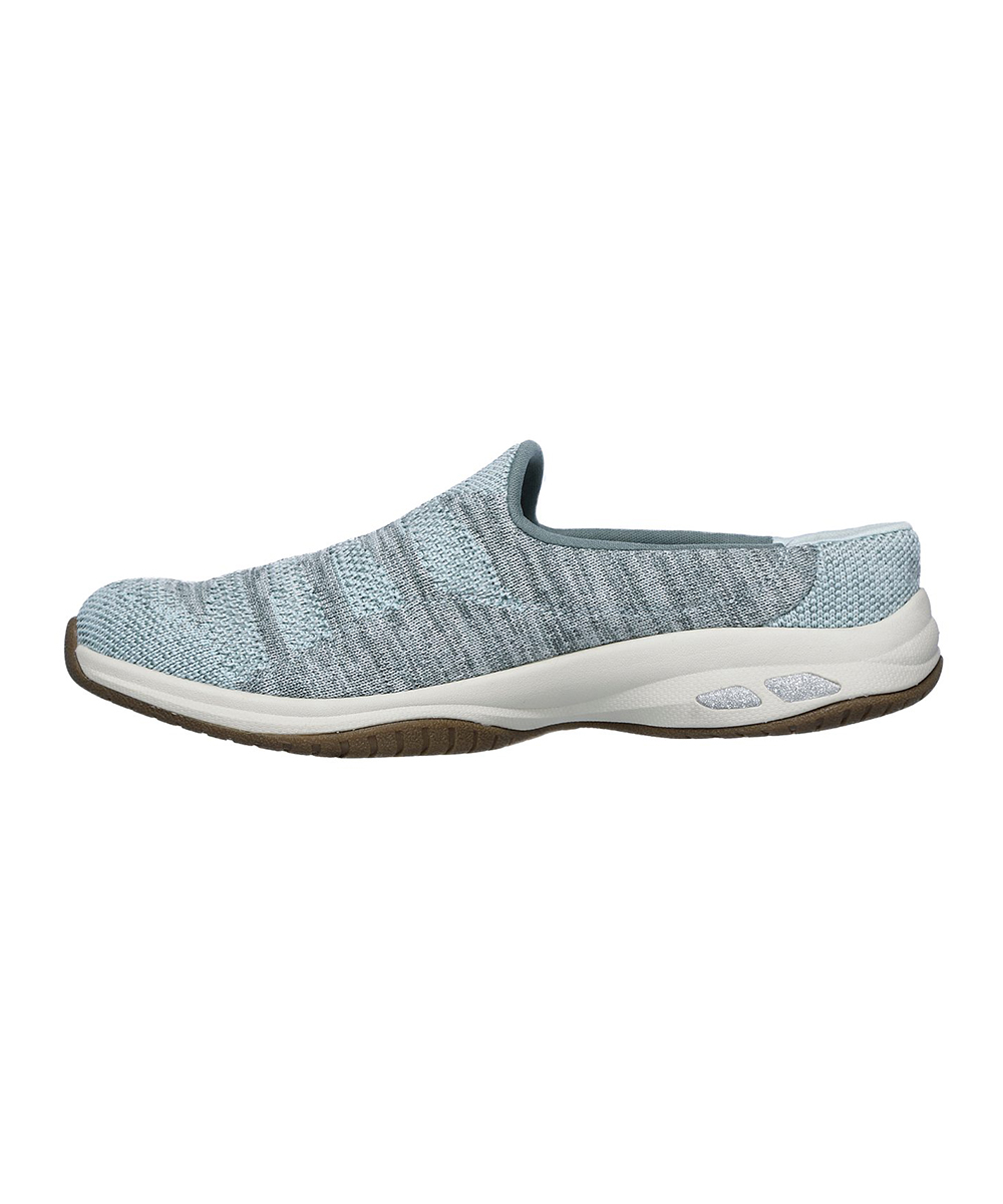 33d5952b8a19 ... Womens AQUA Aqua Commute Time Knitastic Relaxed-Fit Slip-On Sneaker -  Alternate Image ...
