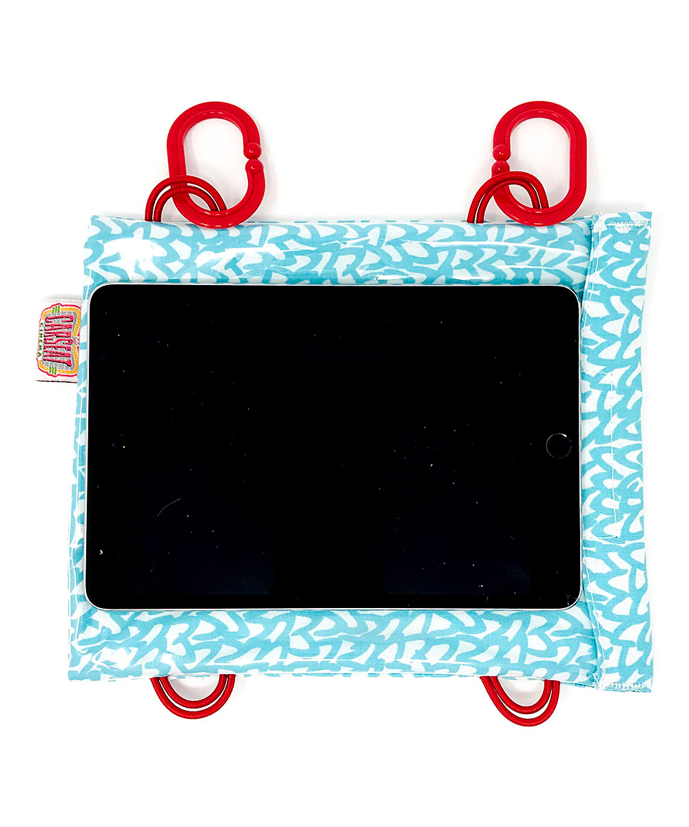 Aqua Affection Case for Mini Tablet Aqua Affection Case for Mini Tablet. Keep your iPad mini safe in this vibrantly designed stroller case so Baby can play and learn while on the go. 7.5'' W x 9.5'' L100% cotton