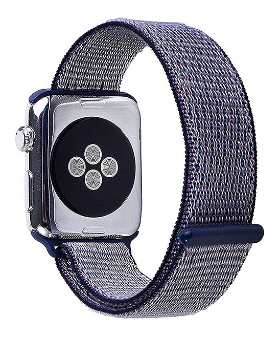 Pantheon Wireless   Midnight - Midnight Blue Sport Loop Band for Apple Watch