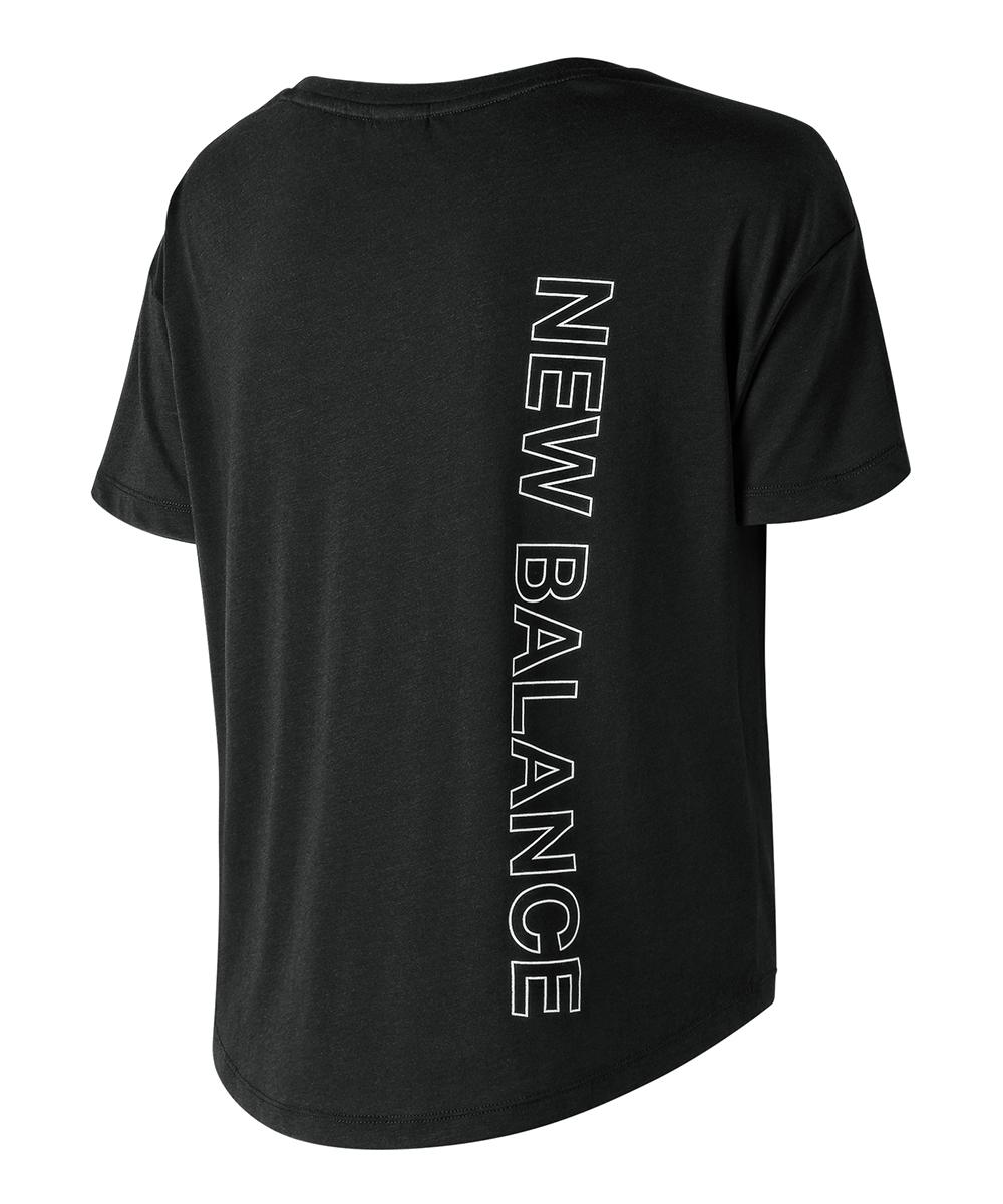 8068dc5200c09 New Balance Black 247 Sport Tee - Women