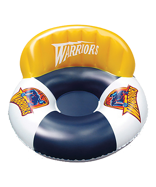 Golden State Warriors NBA Inflatable Swim Float