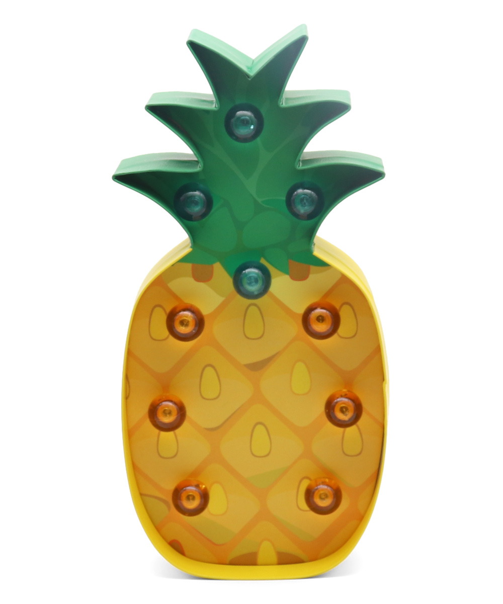 Tonger Pineapple Paper Marquee Light