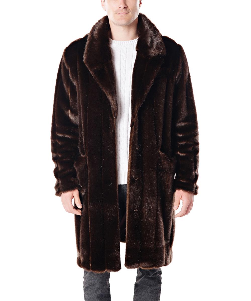 cc004b0084b Donna Salyers Fabulous-Faux Furs Sable Tailored Faux Fur Coat ...