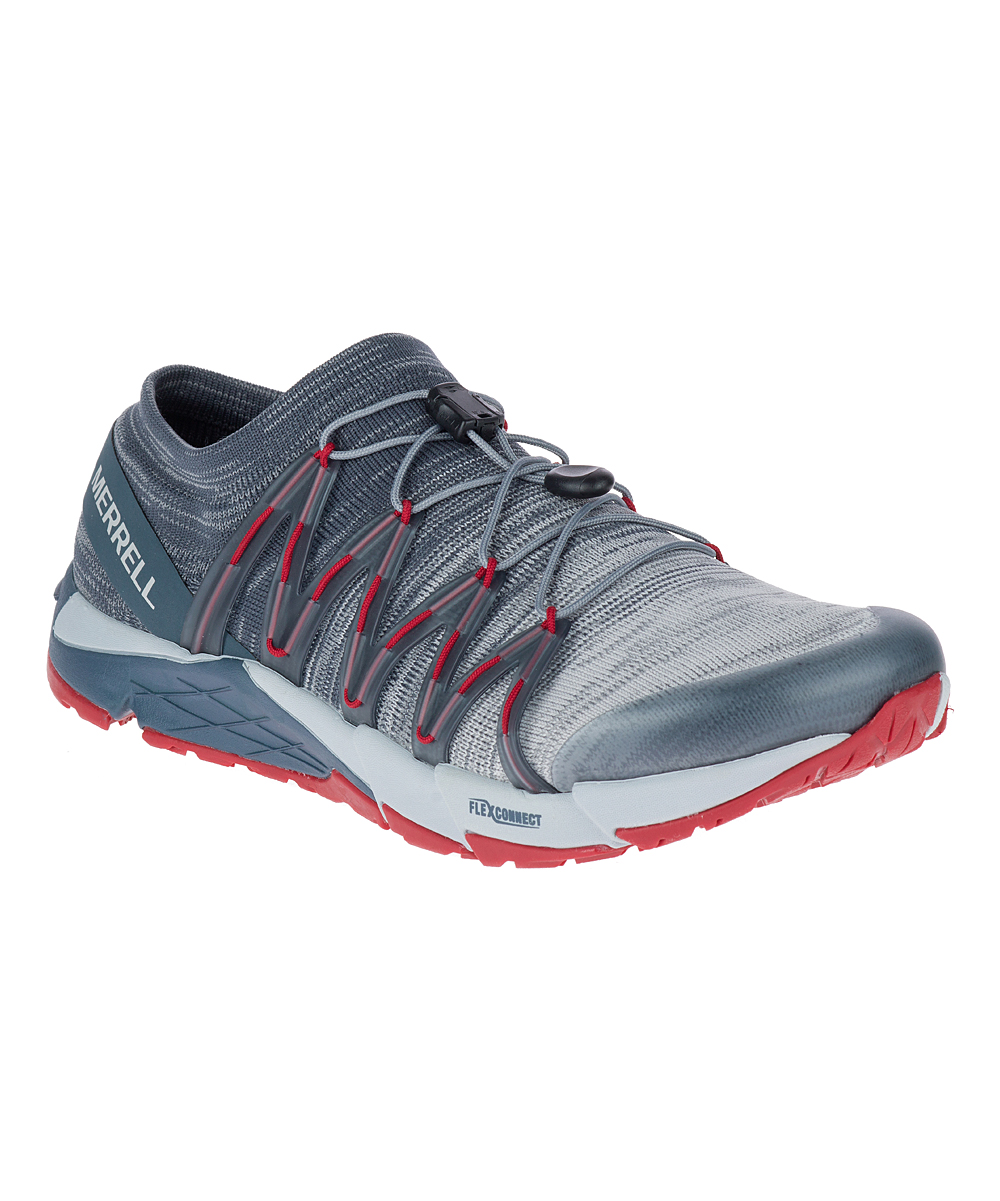 Merrell Men's Walking Shoes Bare - Vapor Bare Access Flex Knit Walking Shoe - Men