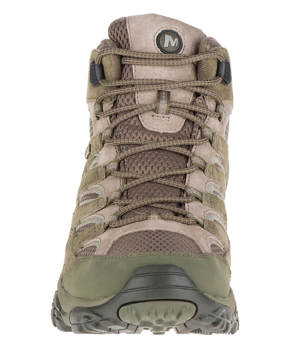 f0c719de2bb Merrell Dusty Olive Moab 2 Waterproof Mid Hiking Boot - Men