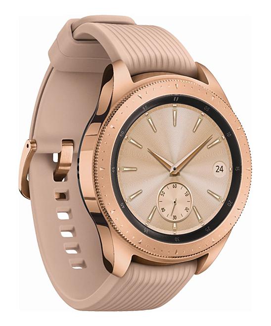 Rose Gold 42mm Bluetooth Samsung Galaxy Watch
