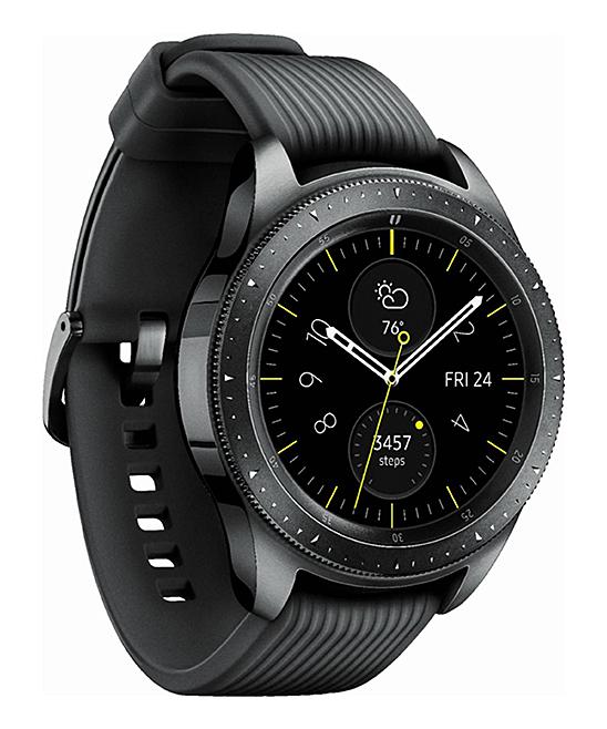 Midnight Black 42mm Bluetooth Samsung Galaxy Watch