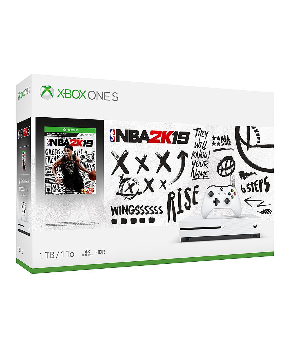 Xbox    - Xbox One S NBA 2K19 Bundle
