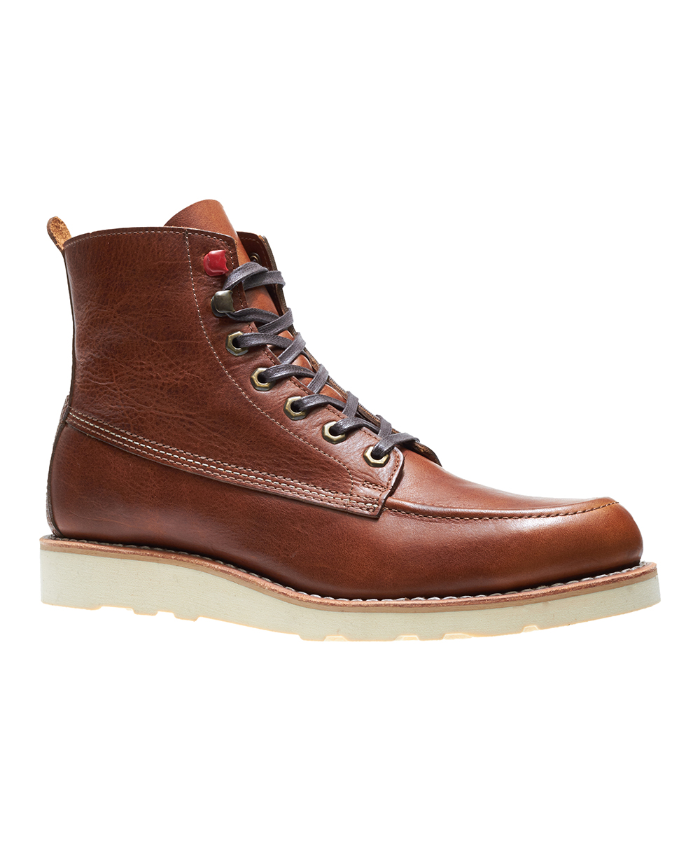fa57a4365bf Wolverine Tan Louis Leather Work Boot - Men