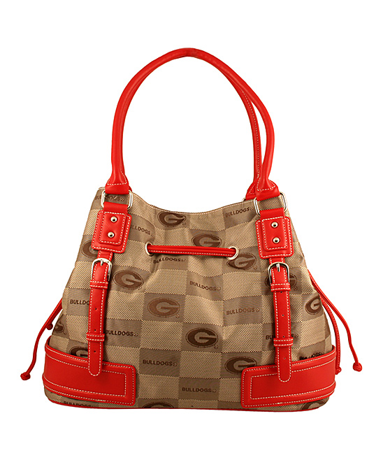 Georgia Bulldogs Signature Tote