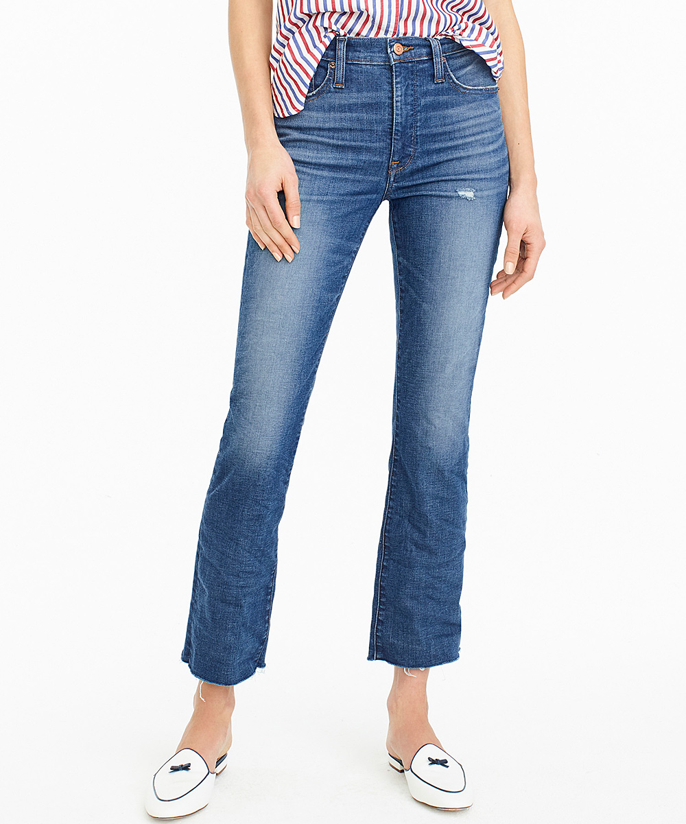 1f978413b9 ... Womens HEMLOCK WASH Hemlock Wash Billie Cropped Jeans - Alternate Image  2 ...