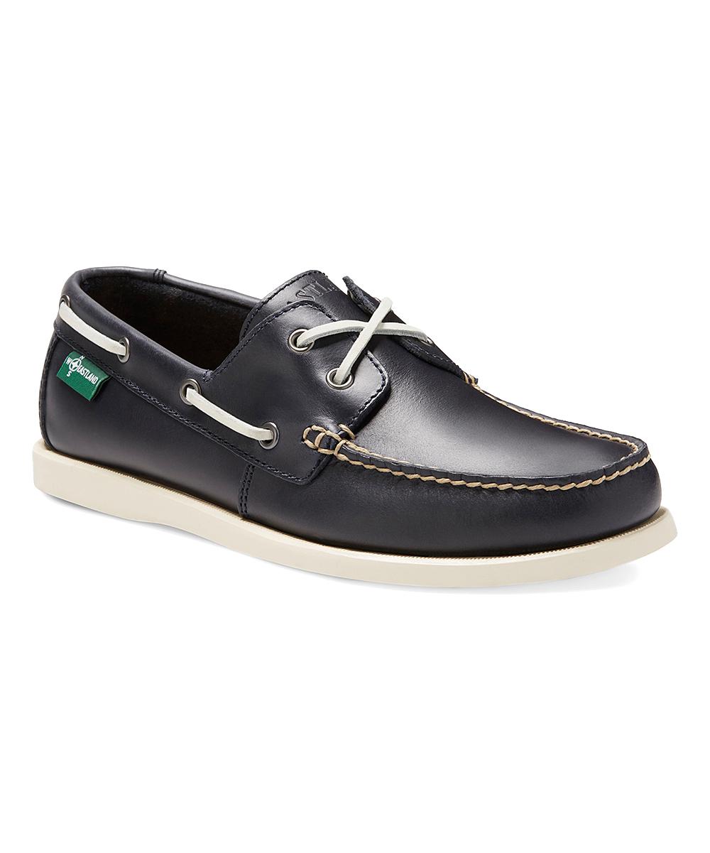 Eastland Men's Boat Shoes NAVY - Navy Kittery 1955 Boat Shoe - Men