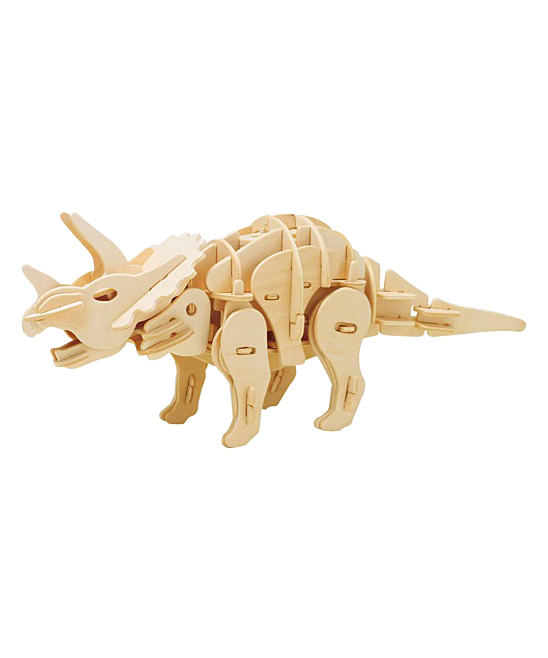 ROKR  Remote Control Toys  - Sound Control Triceratops Robotic Toy Kit