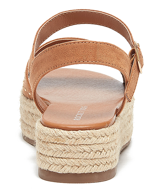 327e758651f Rocket Dog Tan Studded Espee Espadrille - Women