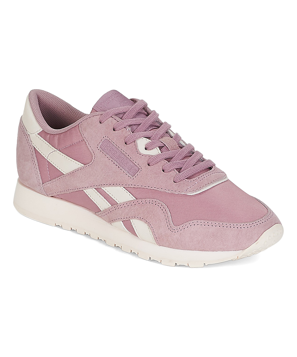 01a7047a9e60 all gone. Infused Lilac   Pale Pink Classic Nylon Sneaker - Women