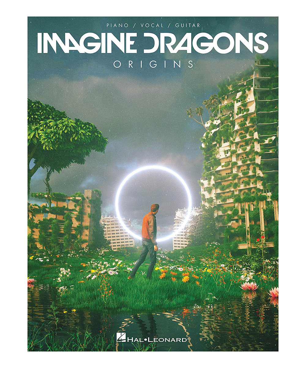 Imagine Dragons Origins Piano, Vocal & Guitar Songbook
