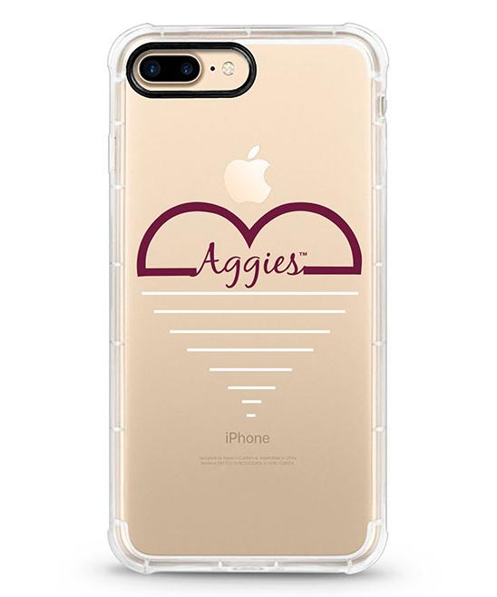 Texas A&M Aggies Heart iPhone Case